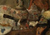 Still Life with chinoiseries - 1880