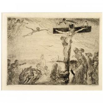 Christ Tormented by Demons - 1895