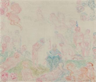 Mathematician donates work by Ensor to the Royal Museum of Fine Arts in Antwerp